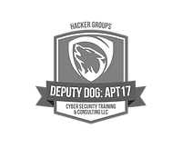 Security Awareness Training Hacker Group DEPUTY DOG
