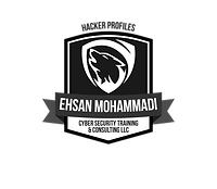 Security Awareness Training Hacker Profile Ehsan Mohammadi