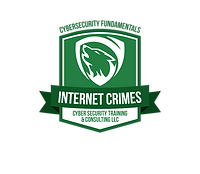 Certification Badges Internet Crimes