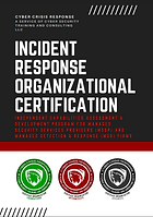Incident Response Organizational Assessm