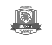 Security Awareness Training Hacker Group MACHETE