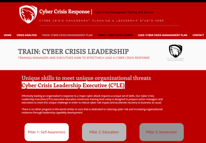 Cyber Crisis Leadership Executive Immersive Course and Certification Announced