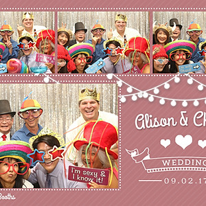 Alison & Chad Get Wed