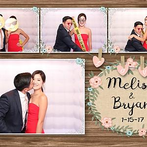 Melisa & Bryan Get Wed