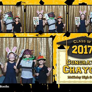 Chayce's Grad Party