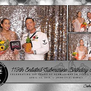 119th Enlisted Submarine Birthday Ball