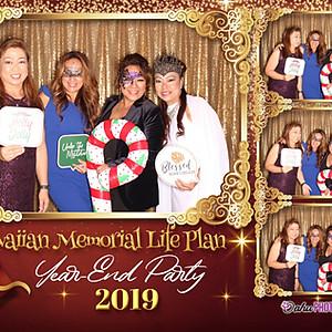 HI Life Memorial Party 2019