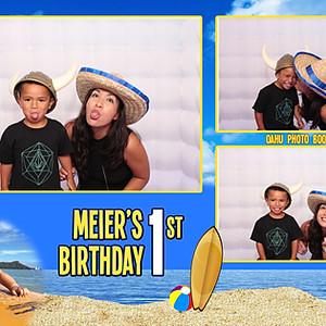 Meier's First Birthday