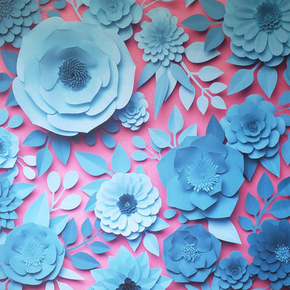 Cotton Candy Floral