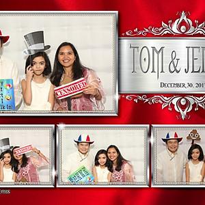 Tom & Jennie Get Wed