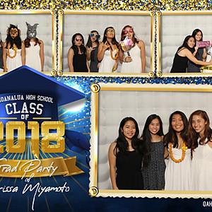 Carissa's Grad Party
