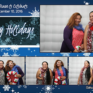 2016 Sea Engineering Holiday Party