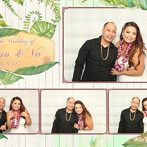 Dao & Va Get Wed