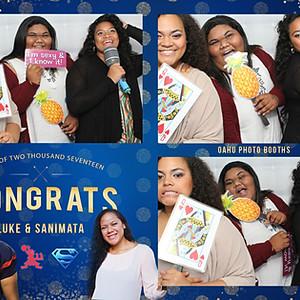 Luke & Samimata's Grad Party
