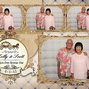 Scott & Kelly Get Wed