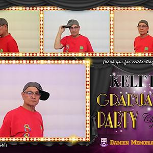 Keli`i's Grad Party