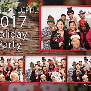 2017 NAV SUPFLC Holiday Party