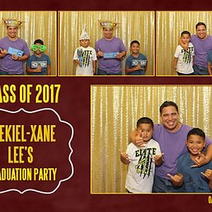 Ezekiel Xane Lee's Grad Party