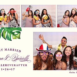 Kaluna & Danielle Get Wed