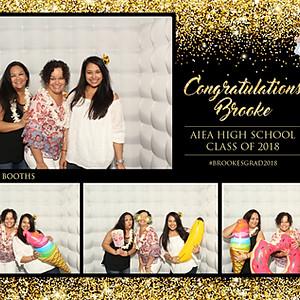 Brooke's Grad Party