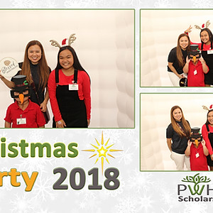 Augustine Foundation Christmas Party 2018
