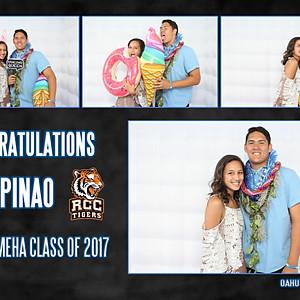 Pinao's Grad Party
