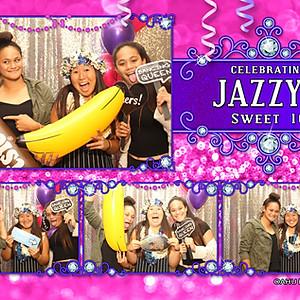Jazzy's Sweet 16