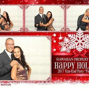 2017 Hawaiian Properties Holiday Party