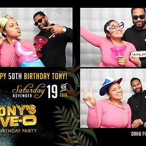 Tony's 50th Birthday Party