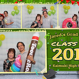 Jared's 2017 Grad Party