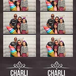 Charli's Birthday