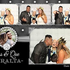 Jess & Que Get Wed