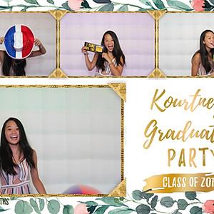 Kourtney's Grad Party