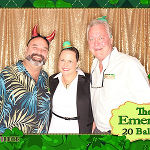 The Emerald Ball 2020