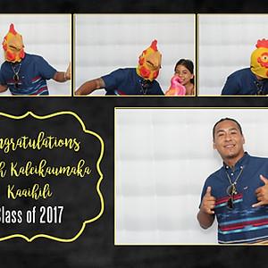 Kaisah's Grad Party