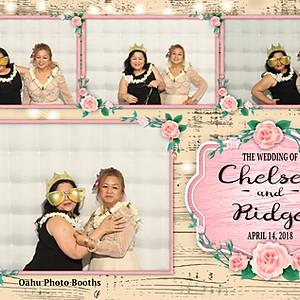 Chelsea & Ridge Get Wed