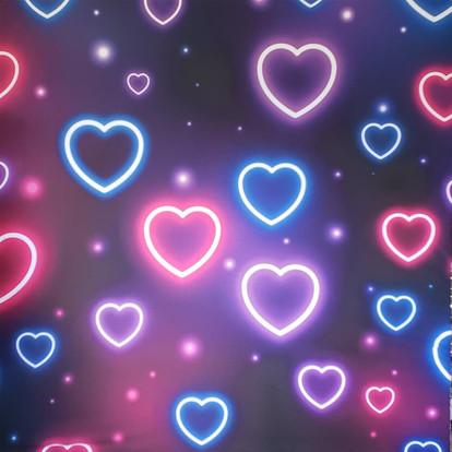 Neon Lighted Love