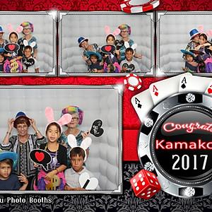 Kamakoa's Grad Party