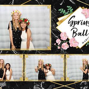 Trinity Christian Spring Ball 2019