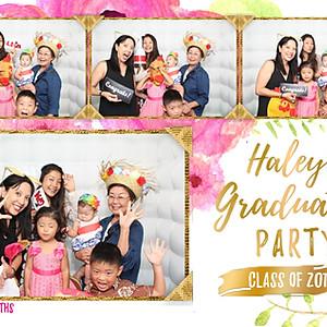 Haley's Grad Party