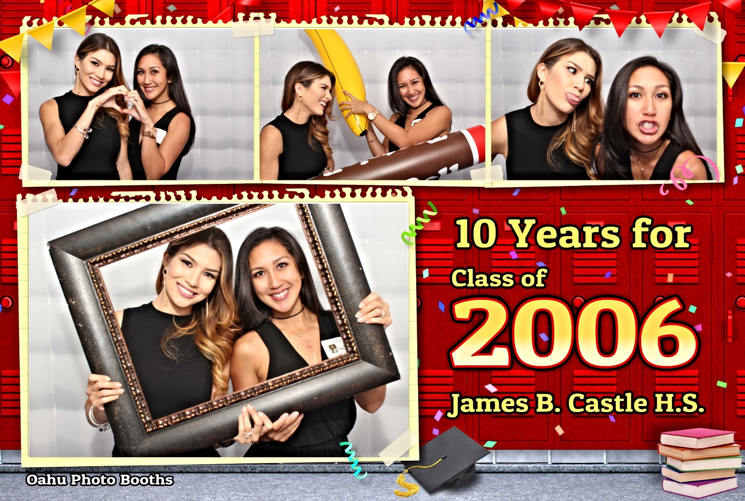 Oahu Photo Booths   Photo Booth Rentals