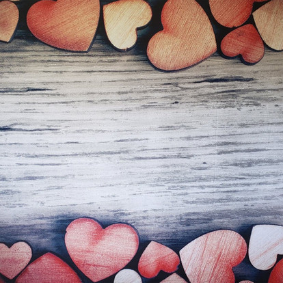 Wooden Hearts