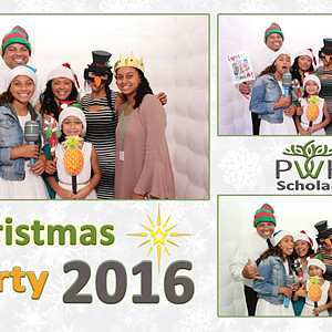 2016 PWH Holiday Party