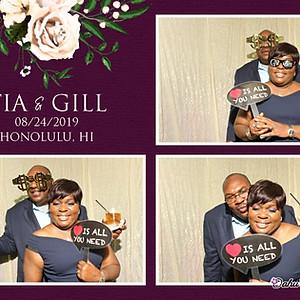 Tia & Gill