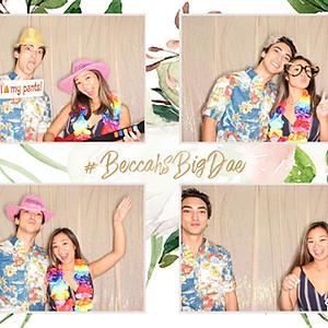 Beccah & Dae's Wedding