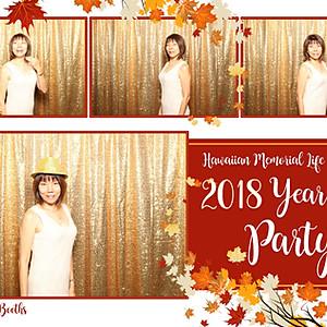 Hawaiian Memorial Life Plan Party