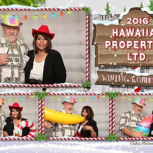2016 Hawaiian Properties, LTD Holiday Party