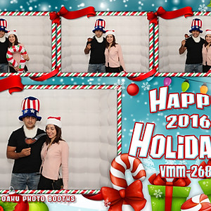 2016 VMM-268 Holiday Party