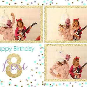 Lexi's 8th Birthday Party