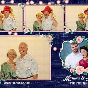 Scott & Mahina Get Wed